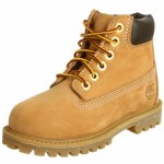 Timberland 12909 6-Inch Premium Yth Wheat
