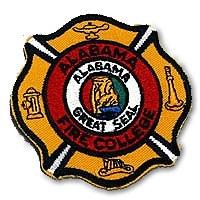 Alabama Fire College Patch