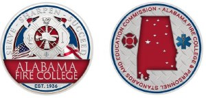Silver Challenge Coin