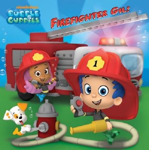 Nickelodeon's Bubble Guppies: Firefighter Gil