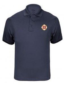 Navy Blue Elbeco Tactical Polo