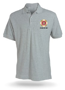 Gray Advanced EMT Polo XL
