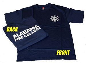 Navy Blue Recruit School T-Shirt