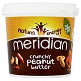 Crunchy Peanut Butter 100% Nut
