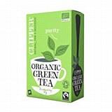 Fairtrade Organic Green Tea