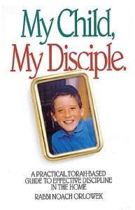My Child, My Disciple