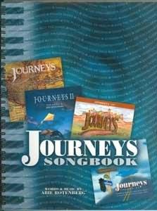 Journeys Songbook Volume1-4