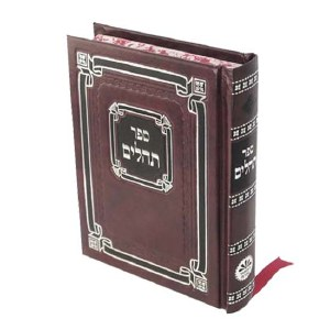 Small Hebrew Tehillim