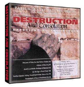 Destruction & Consolation CD'S
