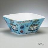 Chanukah Melamine Bowl