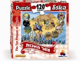 Ten Plagues Puzzle - 120 Piece