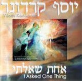 Yosef Karduner- Achas Sha'a