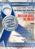 Voices For Israel Concert