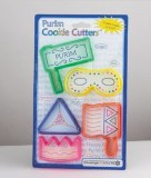 Set Of 5 Purim Cookie Cutters