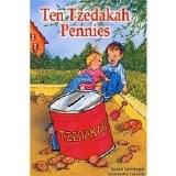 Ten Tzedakah Pennies