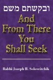 And From There You Shall Seek