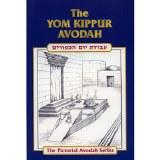 The Yom Kippur Avodah
