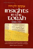 Insights In The Torah-Vayikra