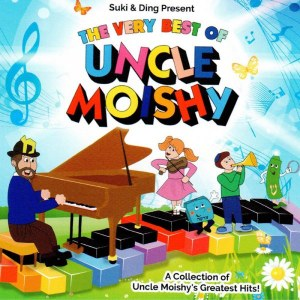 Very Best of Uncle Moishy