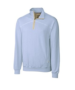 Cutter and Buck 1/4 Zip Mock Neck Pullover 3XB