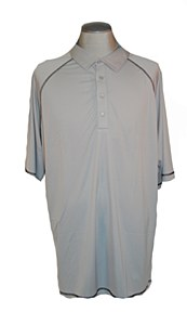 Big and Tall Overlock Stitched Polo