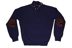 Viyella 4 Button Pullover