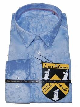 2205 Ink Rain Splattered Shirt