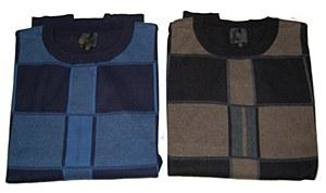 FX Fusion Square Pullover Sweater