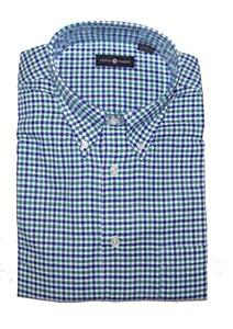 Summerfields Plaid Short Sleeve Shirt