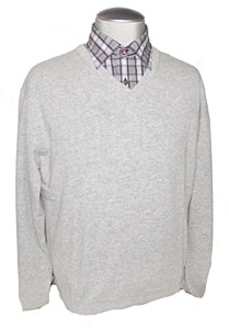 Milano V-Neck Cashmere Sweater