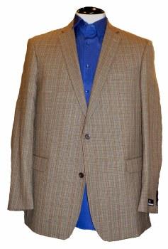 Jean-Paul Germain High Twist Wool Sportcoat