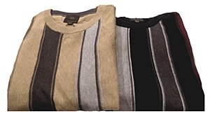 FX Fusion Colourblock Striped Sweater