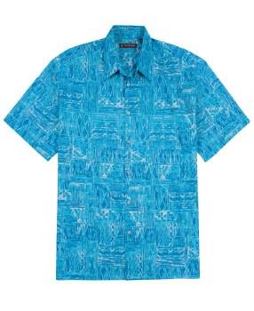 Tori Richard Abstract Short Sleeve Shirt