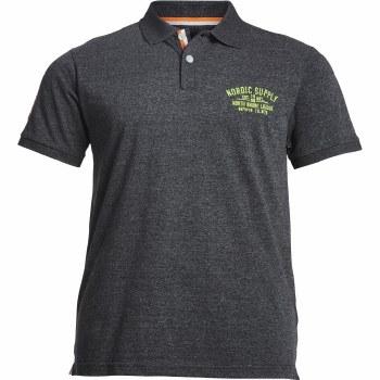 North 56°4 Nordic Supply Knit Polo Shirt
