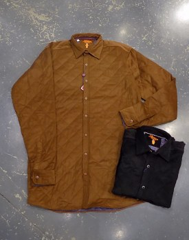 Luchiano Visconti Journeyman Shirt Jacket