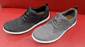 Dunham FitSmart Textile Upper Lace up Shoe