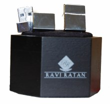 Ravi Ratan USB Cuff Links