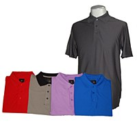 FX Fusion DriWay Short Sleeve Polo Shirt