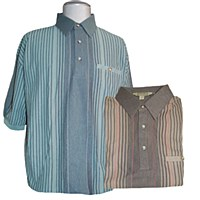 Banded Bottom Shirt Co. Vert Stripe