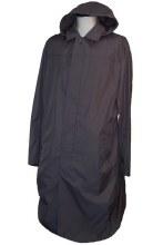 Sanyo Hooded Rain Trench Coat