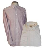 London's Big & Tall Long Sleeve Button Down Oxford Dress Shirt