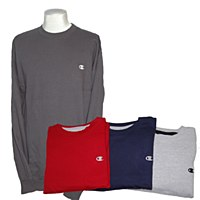 Champion Crew Neck Pullover Sweater