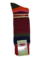 Vannucci Small Striped Sock