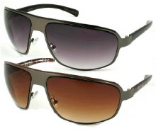 Military Style Fashion Aviator Over Sized