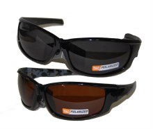 Polarized Atheltic Sunglasses Over Sized