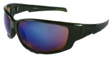 Coloured Lens Athletic Eyewear Over Sized