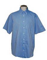 Big and Tall Short Sleeve Dress Shirt