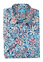 Tori Richards Floral Print Shirt