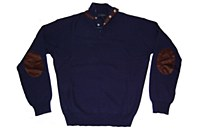 Viyella 4 Button Pullover