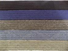 Summerfields French Braid Stretch Belt